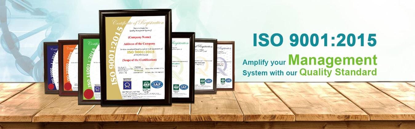Quality Certification and Trainig